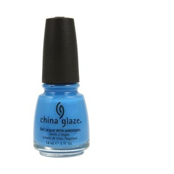 China Glaze Lacquer - SKY HIGH-TOP 0.5 oz. - #722 (CG722)