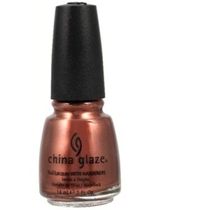 China Glaze Lacquer - SOFT SIENNA SILKS 0.5 oz. - #590 (CG590)