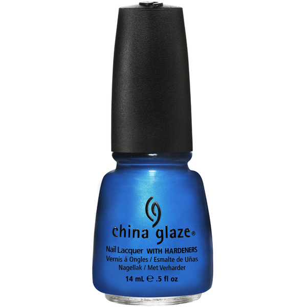 China Glaze Lacquer - SPLISH SPLASH 0.5 oz. - #1088 (CG1088)