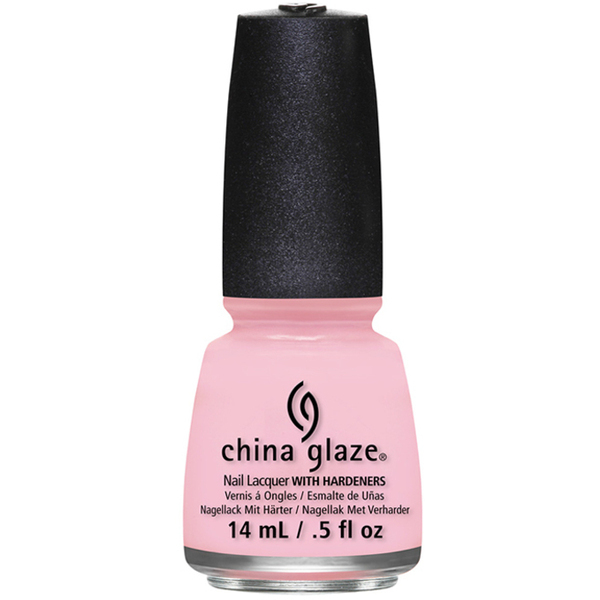 China Glaze Lacquer - SPRING IN MY STEP 0.5 oz. - #1293 (CG1293)