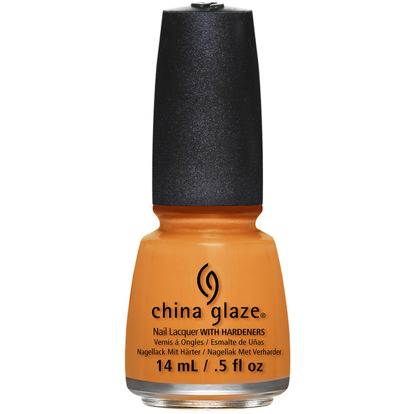 China Glaze Lacquer - STOKED TO BE SOAKED 0.5 oz. - #1303 (CG1303)