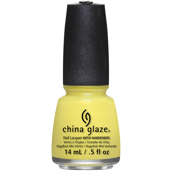 China Glaze Lacquer - SUN UPON MY SKIN 0.5 oz. - #1311 (CG1311)