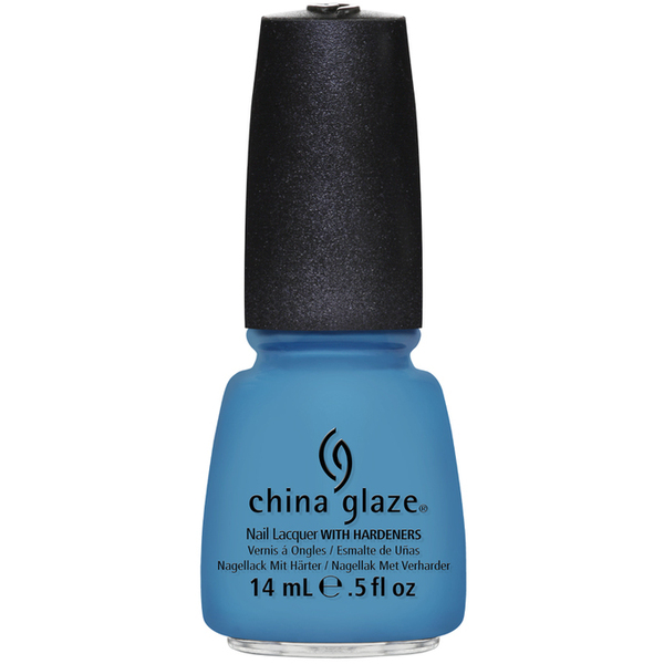 China Glaze Lacquer - SUNDAY FUNDAY 0.5 oz. - #1152 (CG1152)