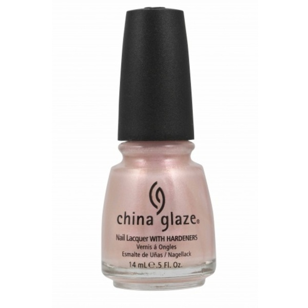 China Glaze Lacquer - TEMPTATION CARNATION 0.5 oz. - #156 (CG156)