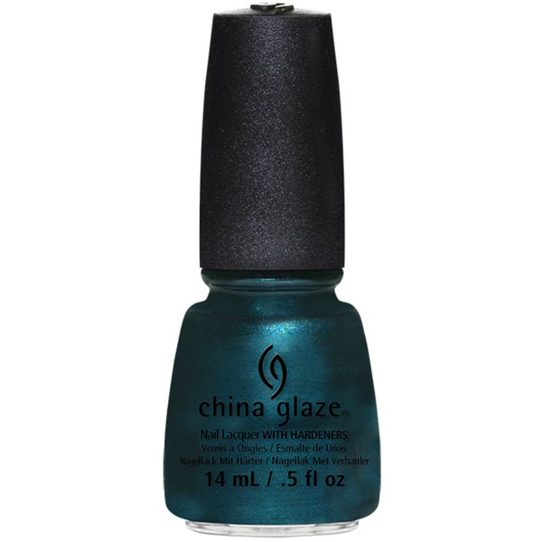 China Glaze Lacquer - TONGUE & CHIC 0.5 oz. - #1229 (CG1229)