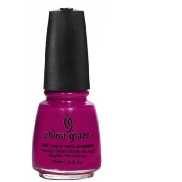 China Glaze Lacquer - TRAFFIC JAM 0.5 oz. - #992 (CG992)