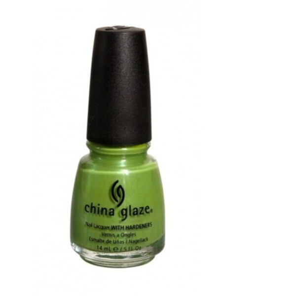 China Glaze Lacquer - TREE HUGGER 0.5 oz. - #651 (CG651)