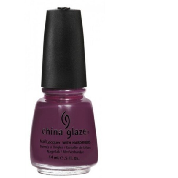China Glaze Lacquer - URBAN-NIGHT 0.5 oz. - #991 (CG991)