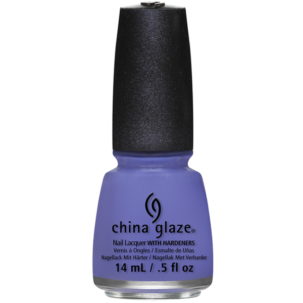 China Glaze Lacquer - WHAT A PANSY 0.5 oz. - #1298 (CG1298)