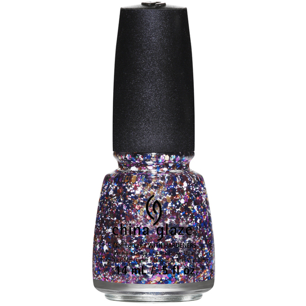 China Glaze Lacquer - YOUR PRESENT REQUIRED 0.5 oz. - #1257 (CG1257)