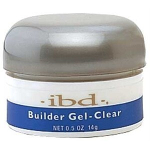 IBD Builder Gel Clear 0.5 oz. (604000)
