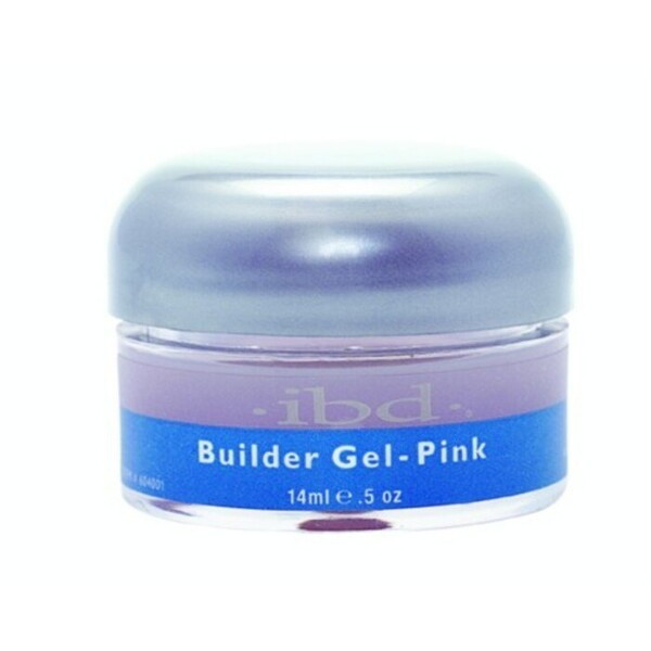 IBD Builder Gel PINK 0.5 oz. (604001)