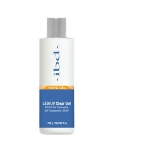 IBD Clear Gel 8 oz. (603080)