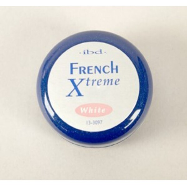 IBD French Xtreme Gel WHITE 0.5 oz. (60698)