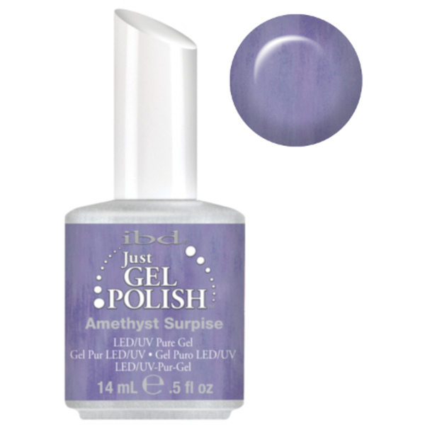 IBD Just Gel Polish - Amethyst Surprise 0.5 oz. - #56546 (56546)