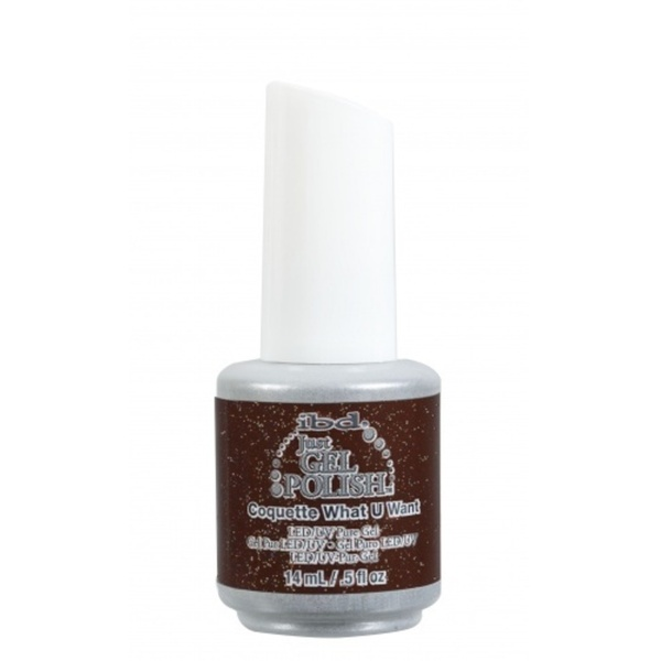IBD Just Gel Polish - Coquette What U Want 0.5 oz. - #56915 (56915)