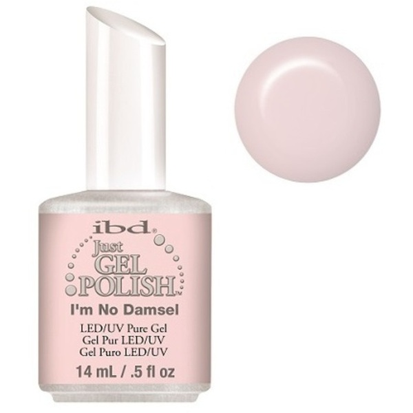 IBD Just Gel Polish - I'm No Damsel 0.5 oz. - #56664 (56664)
