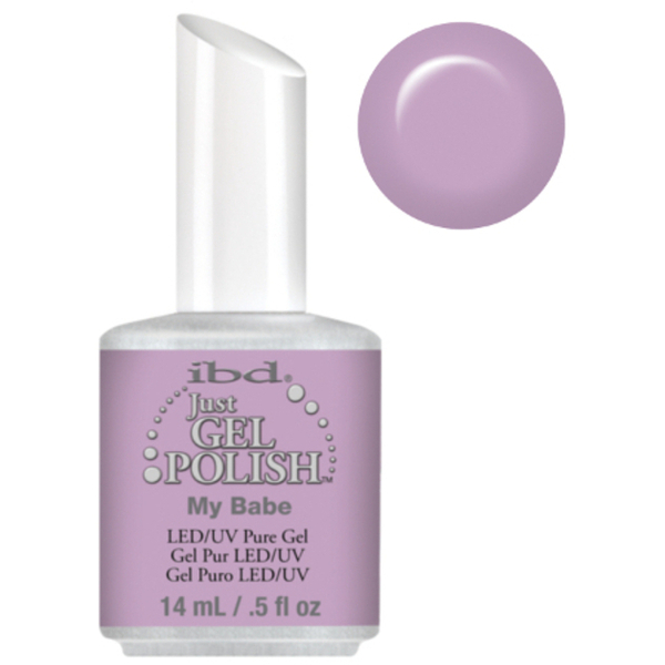 IBD Just Gel Polish - My Babe 0.5 oz. - #56595 (56595)