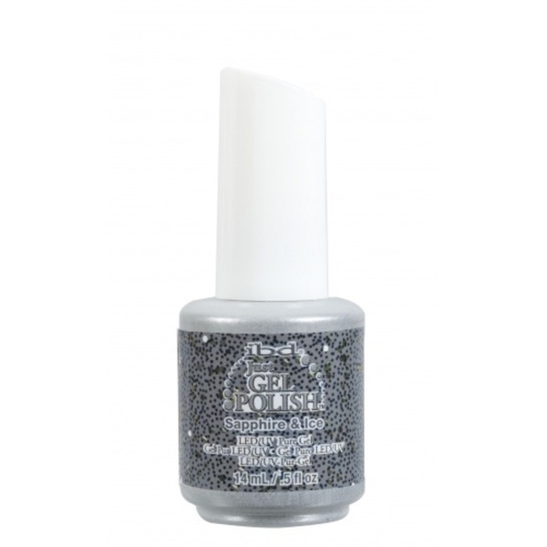 IBD Just Gel Polish - Sapphire & Ice 0.5 oz. - #56918 (56918)