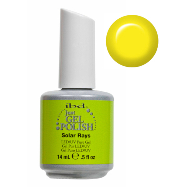IBD Just Gel Polish - Solar Rays 0.5 oz. - #56533 (56533)