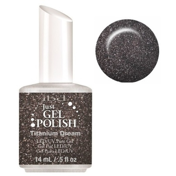 IBD Just Gel Polish - Titanium Dream 0.5 oz. - #56687 (56687)
