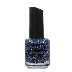 IBD Nail Lacquer - Sapphire & Ice 0.5 oz. - #56938 (56938)