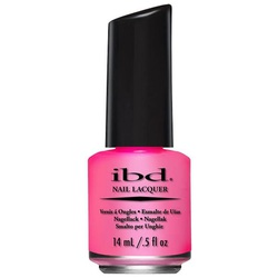 IBD Nail Lacquer - Tickled Pink 0.5 oz. - #56724 (56724)