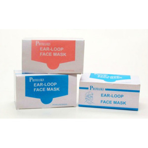 Face Mask - 3 Ply Box of 50 (917462302641)
