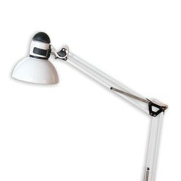 Swing Arm Desk Lamp - White (917461303303WH)