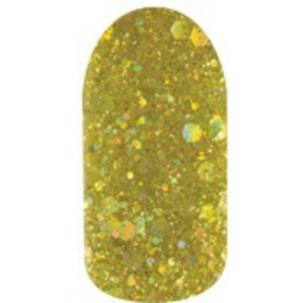 La Palm Gel II - Disco Daisy No Base Coat Gel Polish - 2 Step System (G139)