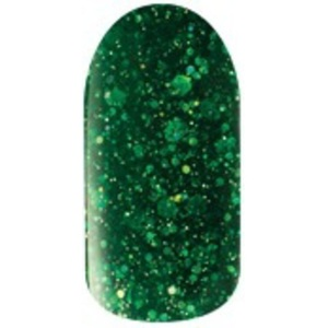 La Palm Gel II - Emerald Lights No Base Coat Gel Polish - 2 Step System (G135)