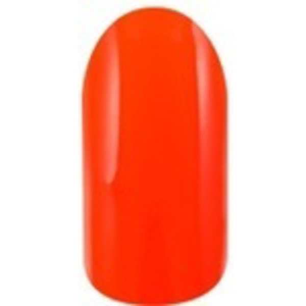 La Palm Gel II - Neon Orange No Base Coat Gel Polish - 2 Step System (G103)