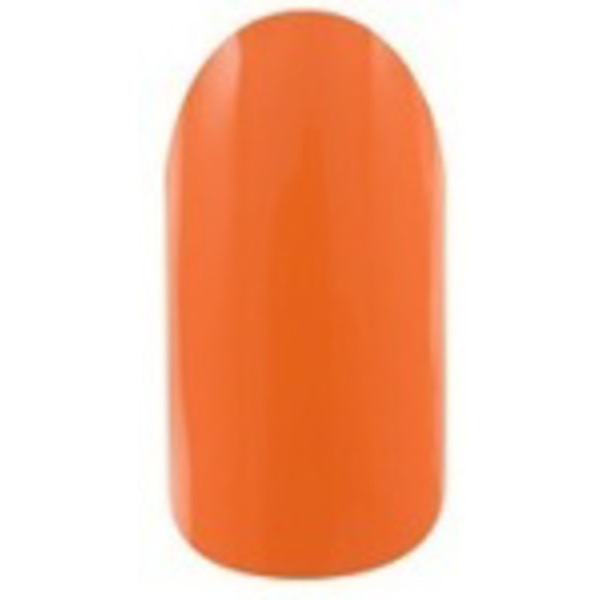 La Palm Gel II - Orange Peach No Base Coat Gel Polish - 2 Step System (G077)