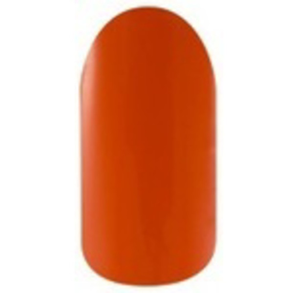 La Palm Gel II - Wanted Orange No Base Coat Gel Polish - 2 Step System (G072)
