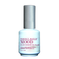 Mood Color Changing Soak Off Gel Polish - Cherry Blossom (MPMG17)