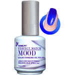 Mood Color Changing Soak Off Gel Polish - Frozen Cold Spell (MPMG06)