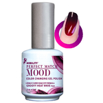 Mood Color Changing Soak Off Gel Polish - Groovy Heat Wave (MPMG01)