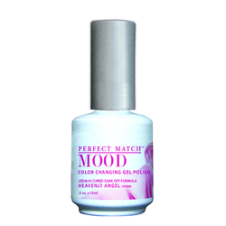 Mood Color Changing Soak Off Gel Polish - Heavenly Angel (MPMG19)