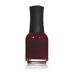 Orly Lacquer - BUS STOP CRIMSON 0.6 oz. (ORLY20087)