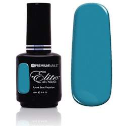 Elite Gel Polish - Azure Seas Vacation 0.5 oz. (GP503)