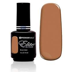 Elite Gel Polish - Brown Aster 0.5 oz. (GP545)