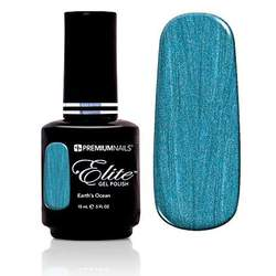 Elite Gel Polish - Earth's Ocean 0.5 oz. (GP564)