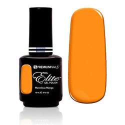 Elite Gel Polish - Marvelous Mango 0.5 oz. (GP557)
