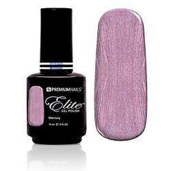Elite Gel Polish - Mercury 0.5 oz. (GP562)