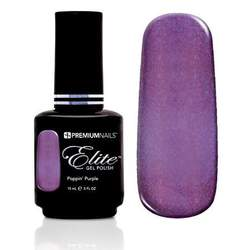Elite Gel Polish - Poppin' Purple 0.5 oz. (GP532)