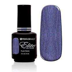Elite Gel Polish - Purple Nebula 0.5 oz. (GP563)