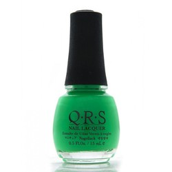 QRS Nail Lacquer - APPLE GREEN 0.5 oz. - #545 (QRS545)