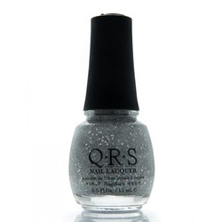 QRS Nail Lacquer - GLITTERING RAINBOW 0.5 oz. - #104 (QRS104)
