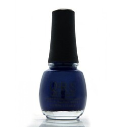 QRS Nail Lacquer - MOODY BLUE 0.5 oz. - #430 (QRS430)
