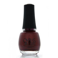 QRS Nail Lacquer - RED SQUARE 0.5 oz. - #400 (QRS400)